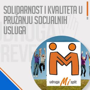 Solidarnost i kvaliteta u pružanju socijalnih usluga